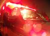 Wypadek w Górze Kalwarii. Karetka zderzyła się z ciężarówką. Ranni ratownicy