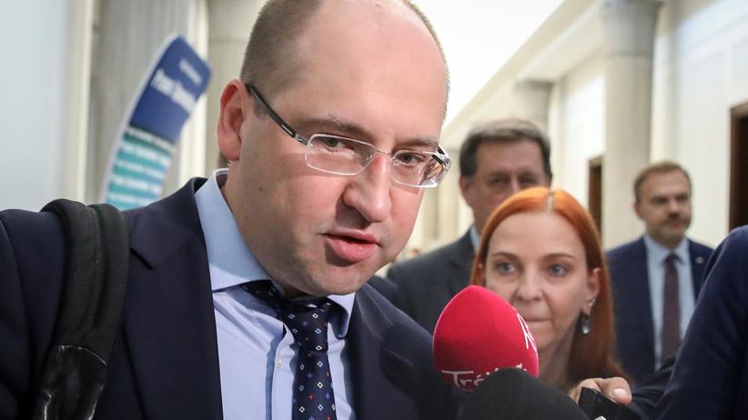 Adam Bielam we wtorek był gościem Radia Zet