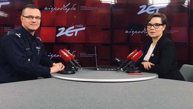 Gość Radia ZET. Rzecznik policji Mariusz Ciarka o zabezpieczeniu marszu 11 listopada