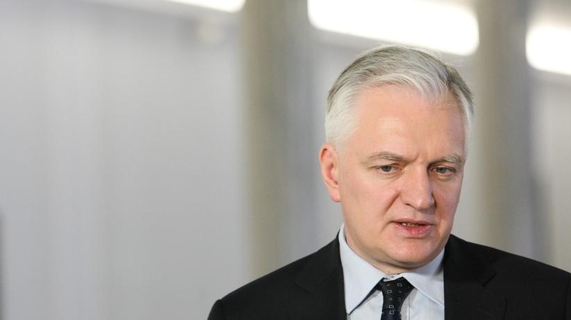 Gowin: Saryusz-Wolski byłby najlepszym następcą Tuska w RE