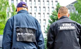 Polsko-iracki gang przemytników ludzi rozbity przez Straż Graniczną