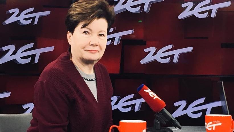 """Hanna Gronkiewicz-Waltz w Radiu ZET: odwołam się od umorzenia ws. """"politycznych aktów zgonu"""""""
