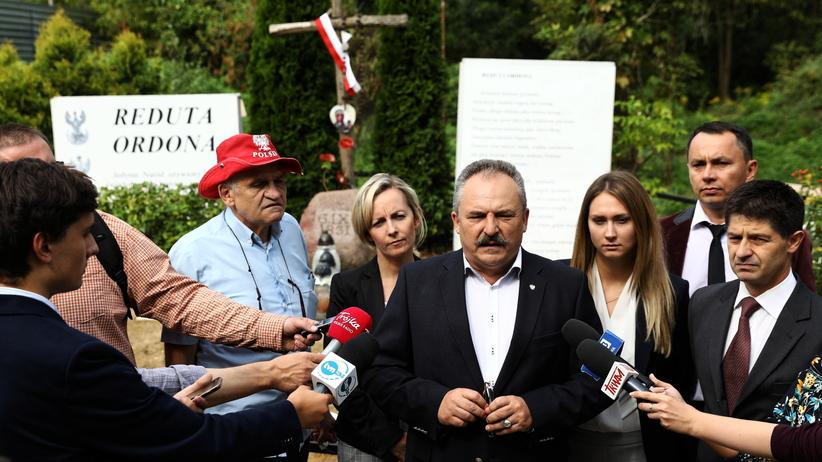 Kandydat Kukiz'15 ogłosił hasło wyborcze