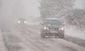 IMGW ostrzega przed silnym wiatrem i zamieciami. Niż Marielou nad Polską