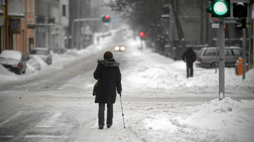 Intensywne opady śniegu. IMGW wydało ostrzeżenia dla kilku województw [AKTUALIZACJA]