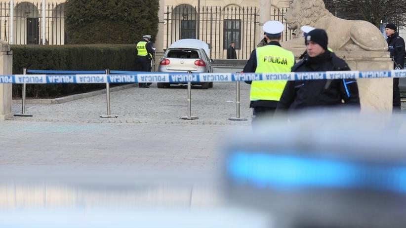 SOP po incydencie przed Pałacem Prezydenckim: procedury zadziałały
