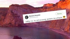 Internauci żartują z urlopu Marzeny Paczuskiej. #WakacjezMarzeną hitem sieci! [GALERIA]