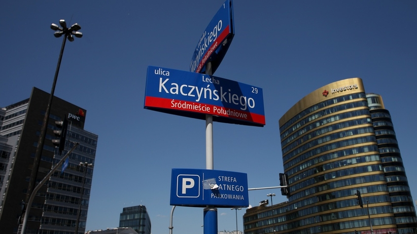 IPN zaapelował do władz Warszawy w sprawie zdekomunizowanych ulic