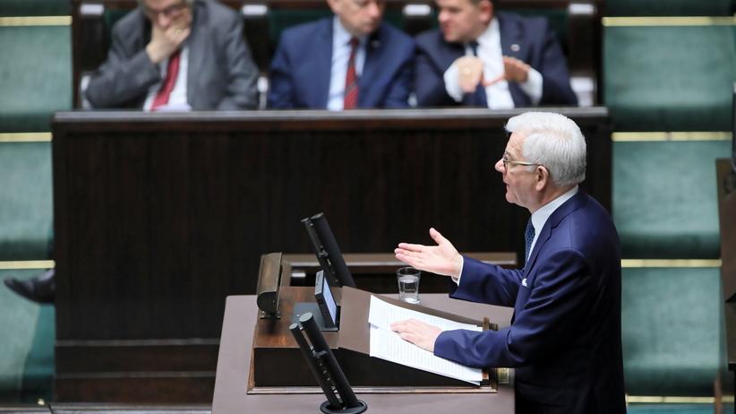 """Czaputowicz o pozycji Polski na arenie międzynarodowej. """"Cieszy się coraz większym szacunkiem"""""""