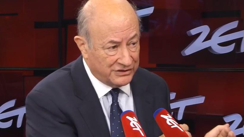 Jacek Rostowski w Radiu ZET: Dwójka z rządzenia dla Morawieckiego. To człowiek, który cały czas kłamie