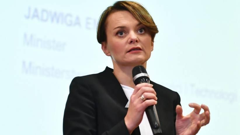 Jadwiga Emilewicz, minister przedsiębiorczości i technologii, będzie gościem Radia ZET w piątek