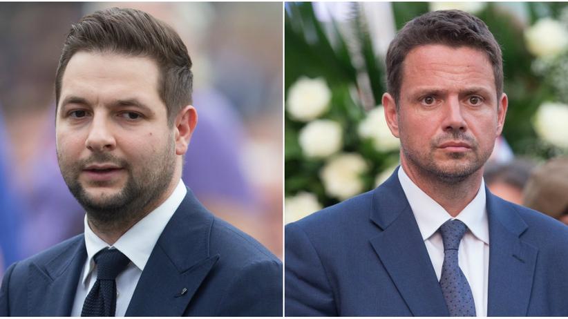 Jaki i Trzaskowski liderami w sondażu na prezydenta Warszawy