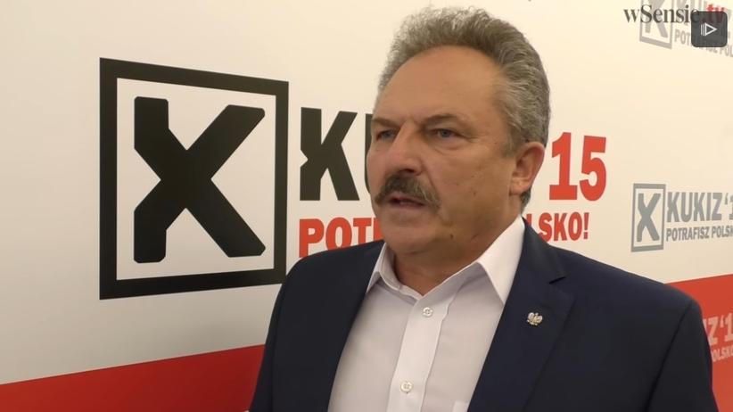 Jakubiak: żaden Petru nie będzie decydował, czy mogę mieć broń, czy nie [WIDEO]