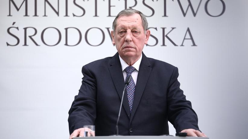 """""""Niezależna"""": Jan Szyszko jednak zostanie? Miał dostać ciekawą propozycję"""