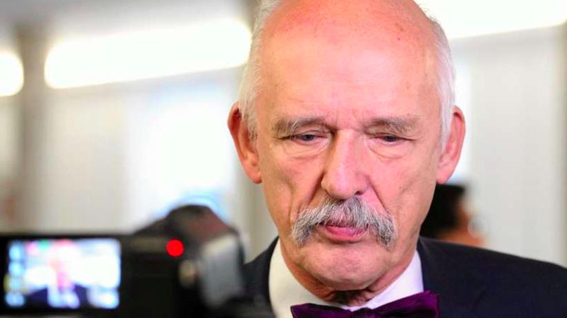 Korwin-Mikke skomentował sprawę śmierci Magdaleny Żuk