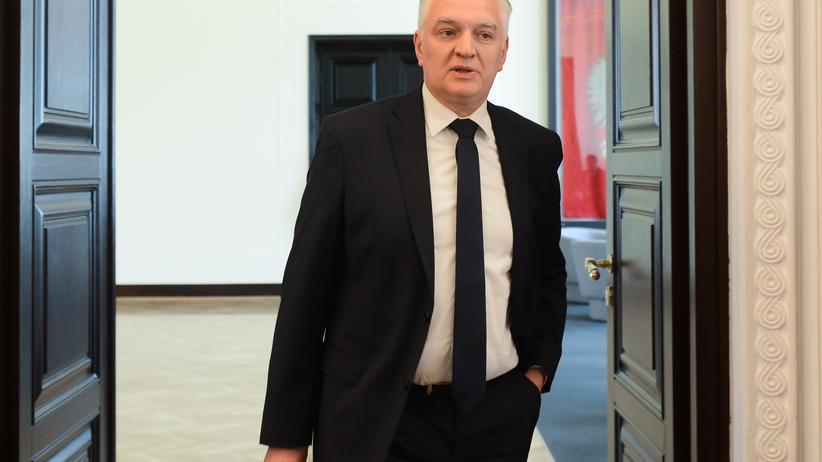 Jarosław Gowin chce stworzyć w Polsce system elit