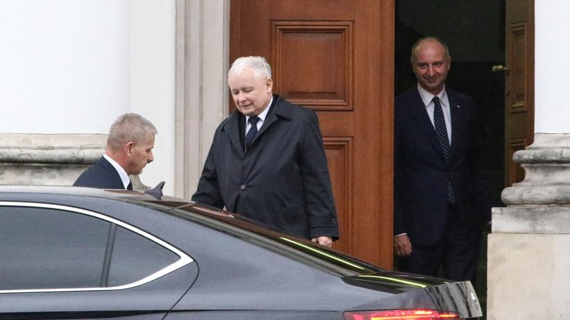 Jarosław Kaczyński o kulisach spotkania z Andrzejem Dudą
