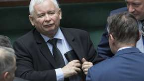 Prezes PiS chce oddać 13. emeryturę. Kaczyński przekaże pieniądze na szczytny cel