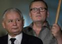 Kaczyński zawiesza senatora. Publikował wideo z nazistowskich materiałów