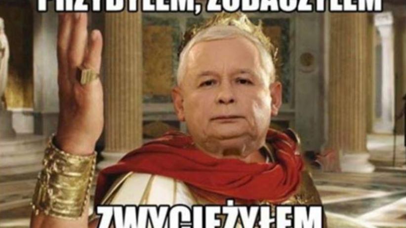 68. urodziny Jarosława Kaczyńskiego. Najlepsze MEMY z prezesem PiS [GALERIA]