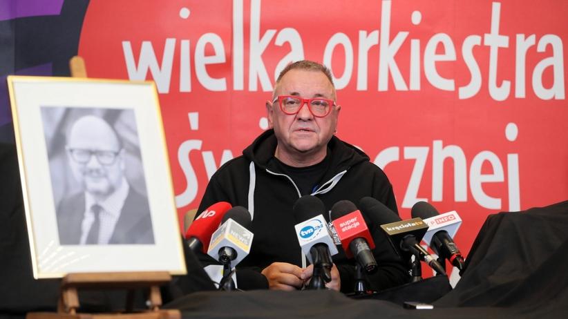 Jerzy Owsiak rezygnuje z funkcji szefa Fundacji WOŚP