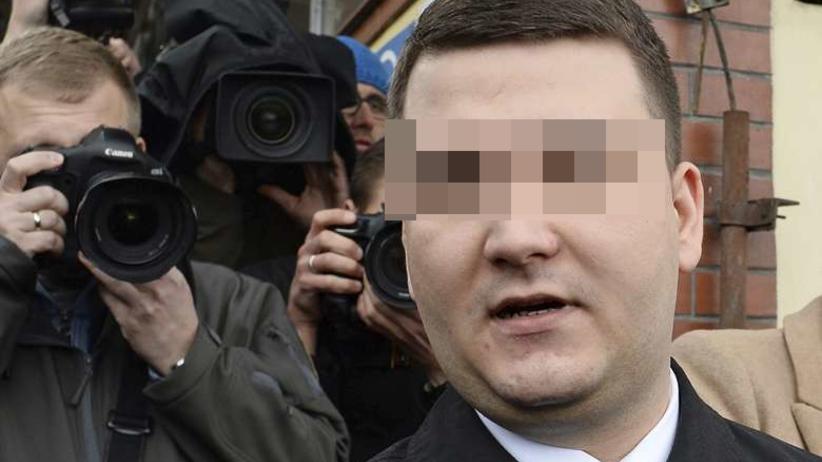 """Bartłomiej M. trafi do aresztu. Były rzecznik MON odpowie za """"powoływanie się na wpływy"""""""