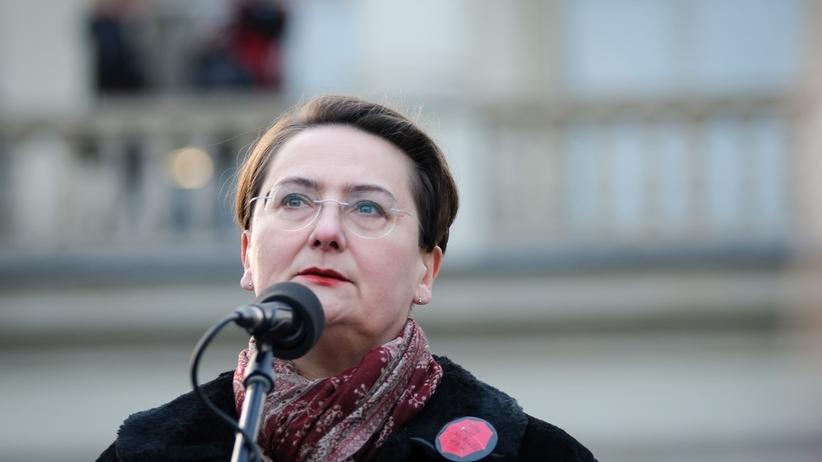 """Żona prezydenta Poznania dostała wezwanie na policję. Za słowa """"Jestem wkur..."""""""