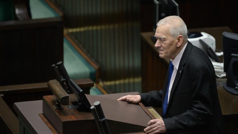 Morawiecki: Jegierski mnie szantażował. Sprawa jest w prokuraturze