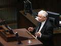 Kaczyński: ubrał się diabeł w ornat i ogonem na mszę dzwoni. Wspomina też Holland