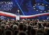 Kaczyński na konwencji PiS: Jeśli nasi przeciwnicy wybory wygrają, zabiorą to, co myśmy dali