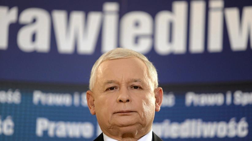 Kaczyński o ataku na konsulat w Łucku: wydaje się, że za tym stoi strona rosyjska