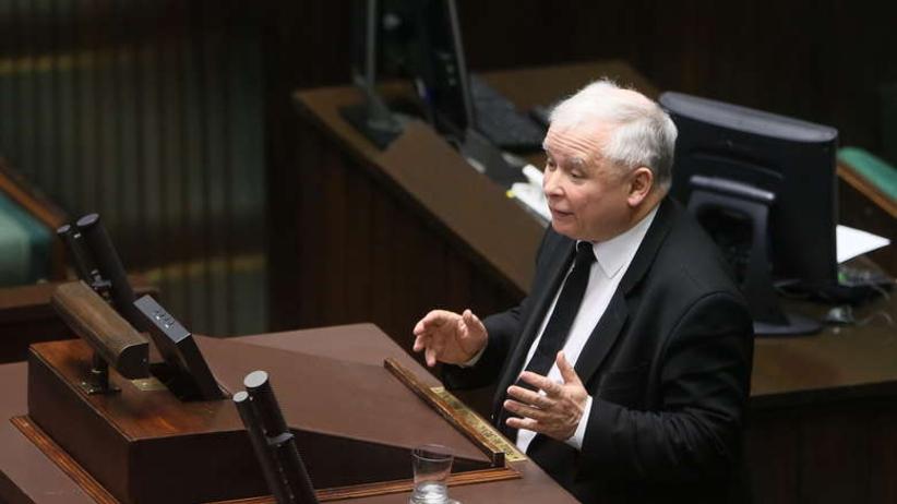 Kaczyński o Streżyńskiej