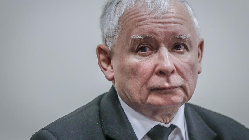 Kaczyński o współpracy Kujdy z SB: ta informacja spadła na mnie jak grom z jasnego nieba
