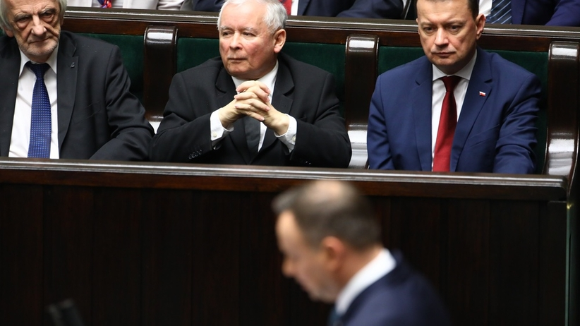 Kaczyński naciska na Dudę. Żąda podpisania ustawy