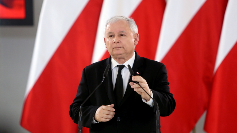 Kaczyński o reformie sądów