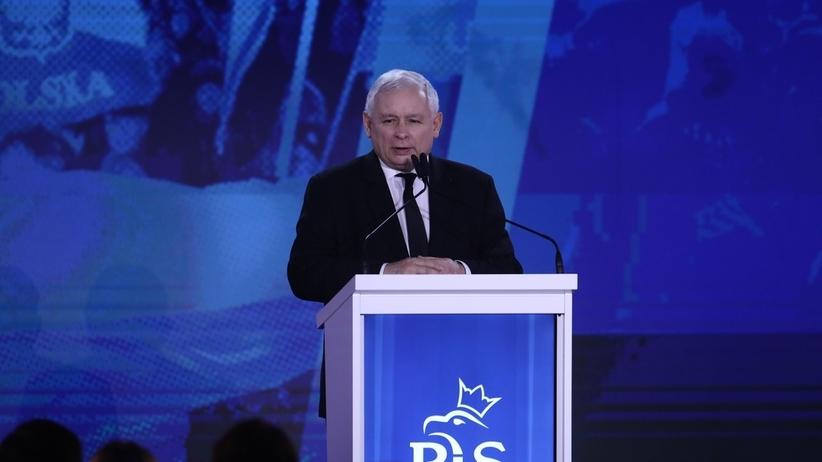 Mocne przemówienie Kaczyńskiego: Reforma sądownictwa sprawi, że skończy się uprzywilejowana kasta