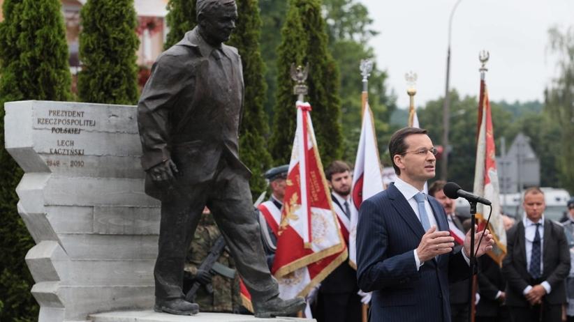 Pomnik Kaczyński