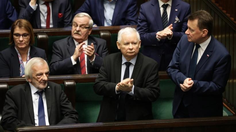 Kaczyński zapowiada zmiany w składzie rządu Morawieckiego