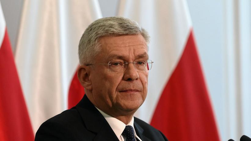 Karczewski o karze dla TVN: niepotrzebna i zbyt wysoka