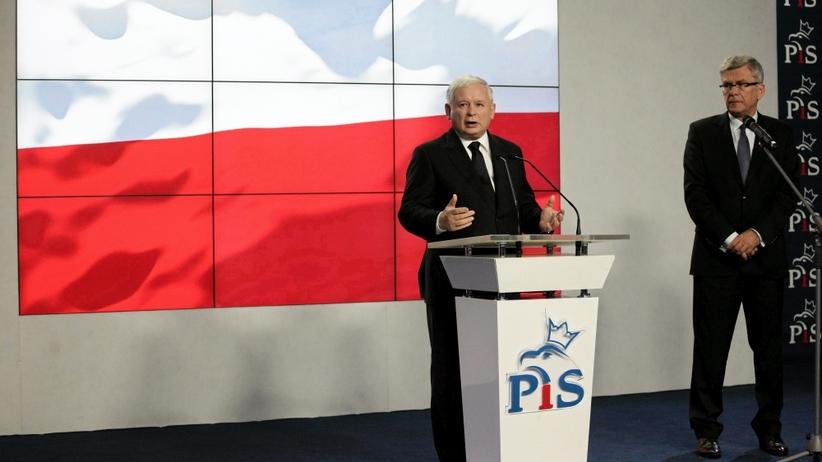 Karczewski i Kaczyński
