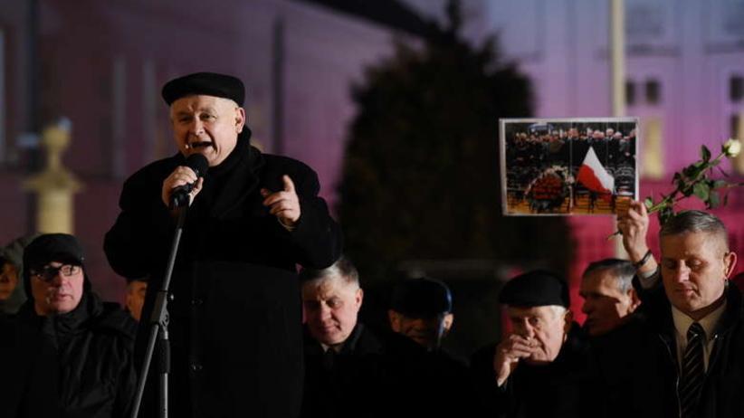 Nowe ustalenia ws. katastrofy smoleńskiej. Ostrożne słowa Kaczyńskiego