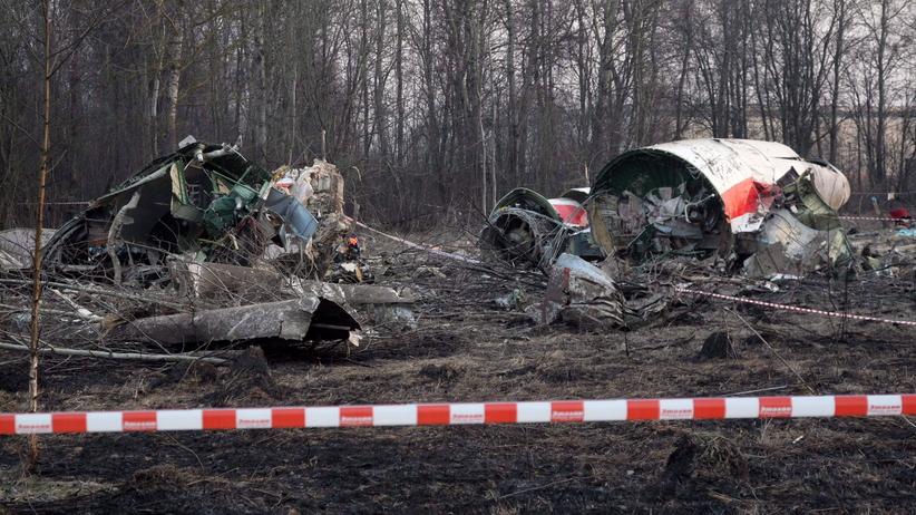Macierewicz uderza w Rosjan: Ukryli element świadczący o...