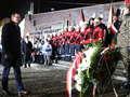 Upamiętniono dziewięciu górników - ofiary pacyfikacji kopalni Wujek