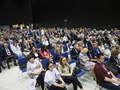 'Wycie jak na stadionie' i wyjście z sali. Tak zachowali się sędziowie na kongresie w Katowicach