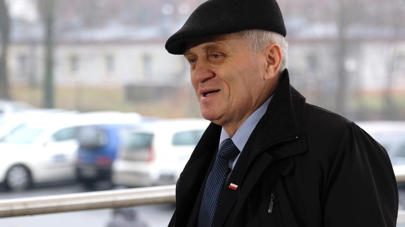Senator Stanisław Kogut zgłosił się do prokuratury