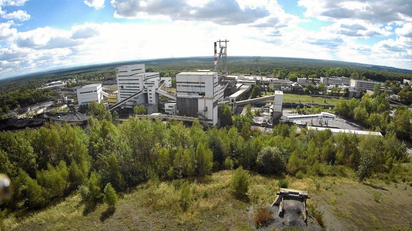 Katowice: Wstrząs w kopalni Murcki-Staszic. Są poszkodowani