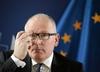 Komisja Europejska: dajemy Polsce miesiąc. Potem artykuł 7?