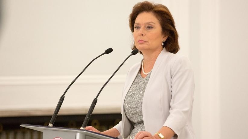 Po tym pytaniu Kidawa-Błońska więcej nie pójdzie do TVP. Zapytano ją o Kopacz i Smoleńsk