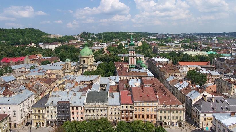 Klasztor pod Lwowem został obrzucony koktajlami Mołotowa