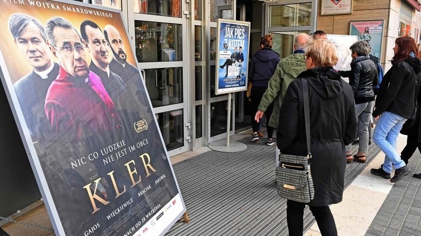 Kler bilety. W całej Polsce brakuje biletów na film Smarzowskiego